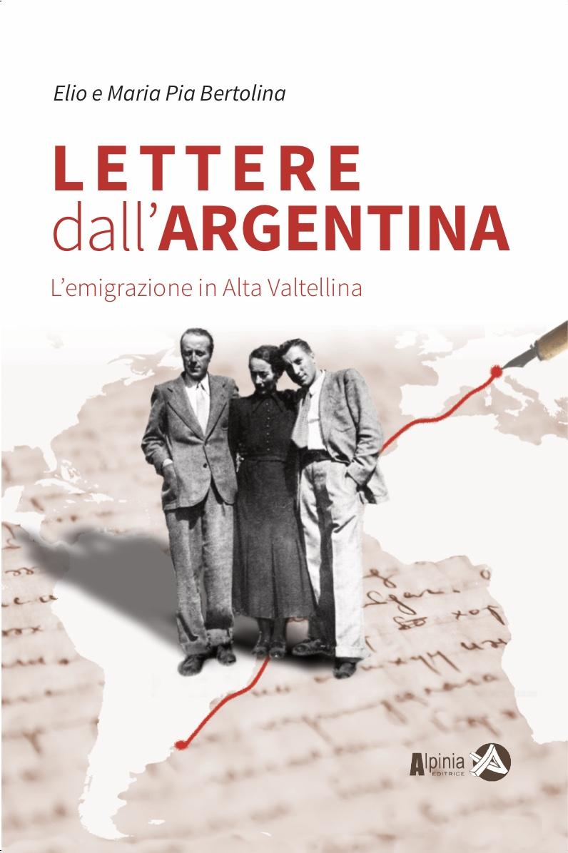 Lettere dall'Argentina copertina